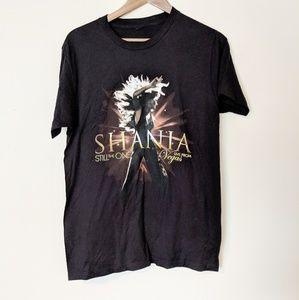 Tops - Shania Twain Still The One Las Vegas Concert Tee